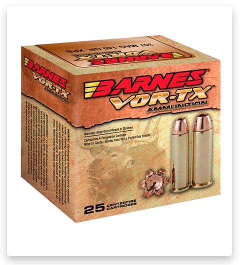 Barnes Vor-Tx 45 Colt Ammo 200 grain
