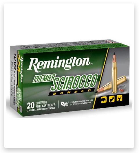 Remington Premier Scirocco Bonded 300 Remington Ultra Magnum Ammo 150 Grain
