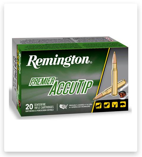 Remington Premier Accutip 280 Remington Ammo 140 Grain