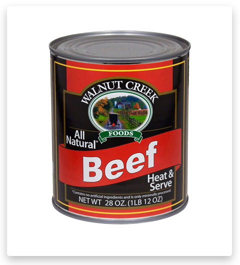 Walnut Creek All-Natural Canned Beef Stew