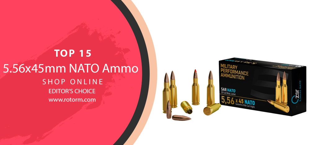 5.56x45mm NATO Ammo
