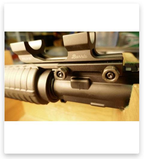 Scope Mount for AR 15 - Instalation