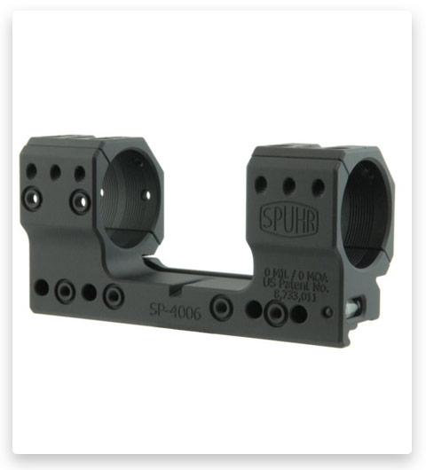 Spuhr 34mm Quick Detachable Riflescope Mounts