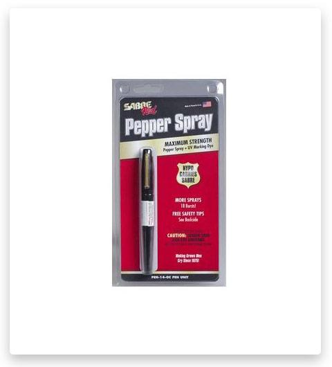 Sabre .36 Oz Tapered Pen Defense Spray