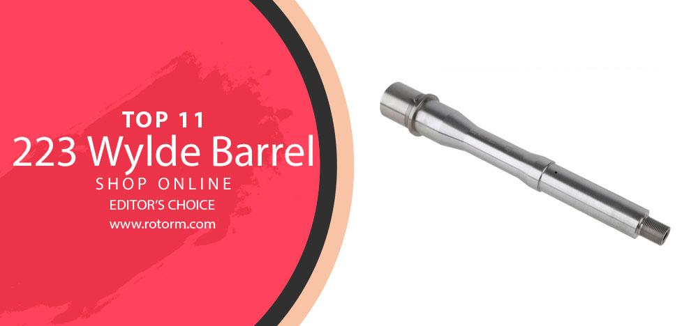 Best 223 Wylde Barrel - Editor's Choice