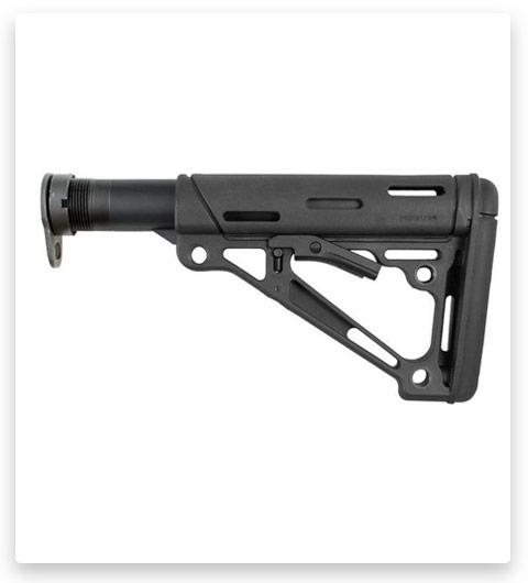 Hogue AR-15/M-16 Overmolded Collapsible Buttstock Assembly